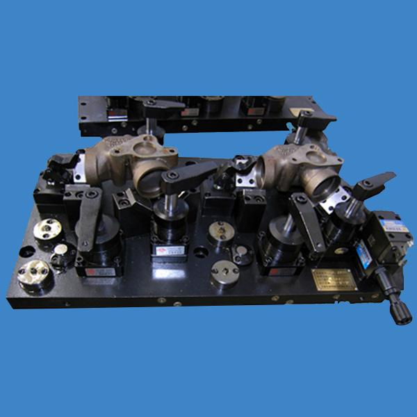 泵体液压夹具