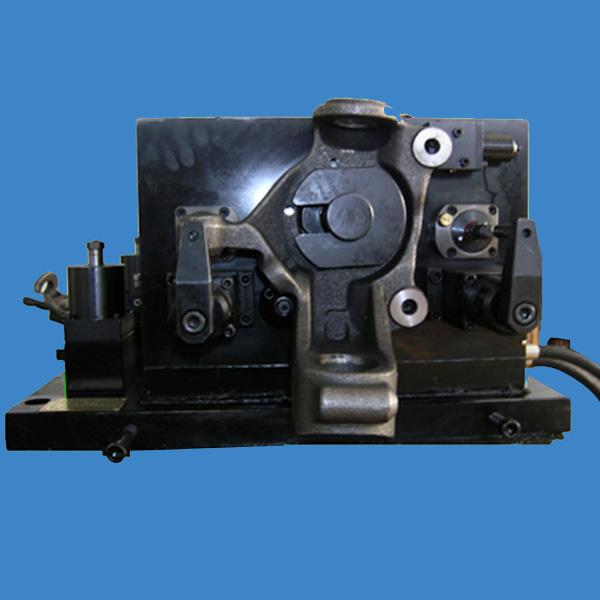 转向节立加液压夹具